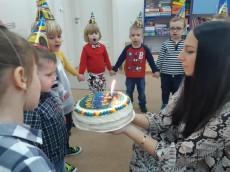 3 urodziny Arturka grupa Pingwinki