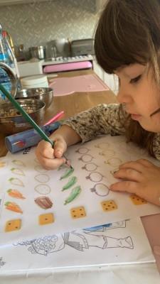 4-latki Pandy, Delfinki oraz Tygryski - realizacja podstawy programowej w domu