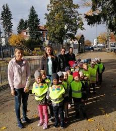4-latki - wycieczka do parku