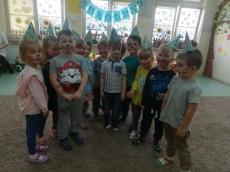 4 urodziny Aleksa