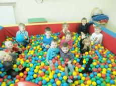 5-latki grupa Delfinki - Urodziny Filipa