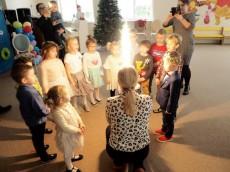 5-latki grupa Sówki - Urodziny Karolka