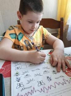 5-latki Sówki oraz 6-latki Wiewiórki - realizacja podstawy programowej w domu