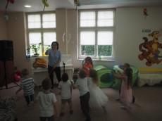 5 Urodziny Oli z grupy Tygryski