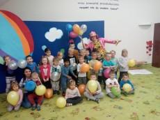 Ferie 2019 Sprzedawca baloników