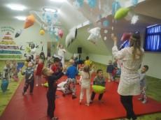 Ferie 2019 W karnawale bawimy się wspaniale - przedszkolny bal piżamowy