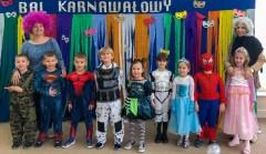 grupa Jeżyki - Bal Karnawałowy