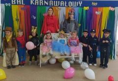 grupa Kangurki - Bal Karnawałowy