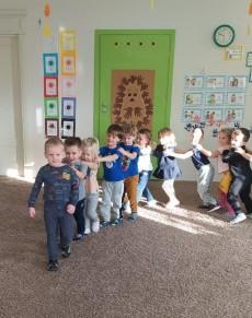 grupa Kangurki - Jestem sobie mały miś - Światowy dzień pluszowego misia