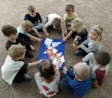 grupa Kangurki - Międzynarodowy dzień postaci z bajek