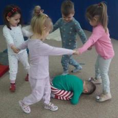 grupa Misie - Bal piżamowy