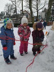 grupa Misie - II tydzień ferii zimowych już minął