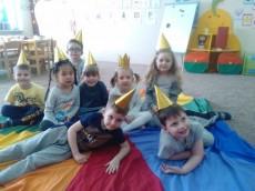 Grupa Pandy - 5 urodziny Roksanki