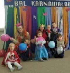 grupa Pandy - Bal Karnawałowy