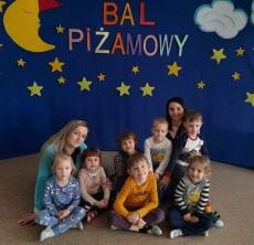 grupa Pandy - Bal piżamowy