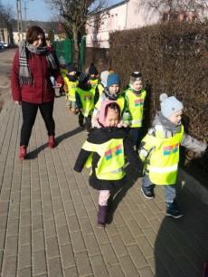 grupa Pandy i Tygryski - szukamy Wiosny
