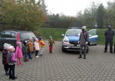 grupa Pandy - Spotkanie z policjantem