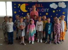 grupa Sówki - Bal piżamowy