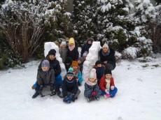 grupa Sówki - II tydzień ferii zimowych już minął