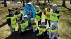 Grupa Sówki - Spacer w poszukiwaniu Wielkanocnych pisanek