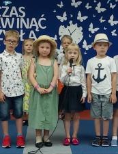grupa Sówki - Zakończenie roku szkolnego