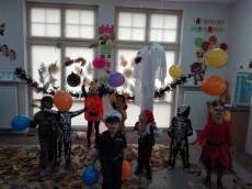 grupa Tygryski - Zabawa Halloween