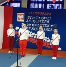 grupa Wiewiórki - 11 Listopada - Narodowe Święto Niepodległości
