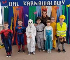 grupa Wiewiórki - Bal Karnawałowy