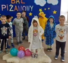 grupa Wiewiórki - Bal piżamowy