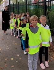 grupa Wiewiórki - Bezpieczny Przedszkolak