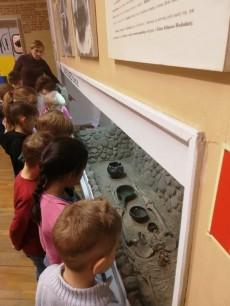 grupa Wiewiórki - Wizyta w Muzeum