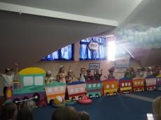 Grupy dzieci 3, 4, 5-letnich - Zakończenie roku szkolnego 2018/2019