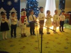 Jasełka - Grupy 4 latków - Tygryski i Pandy