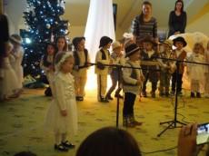 Jasełka - Grupy 3 latków -Misie, Kangurki i Pingwinki